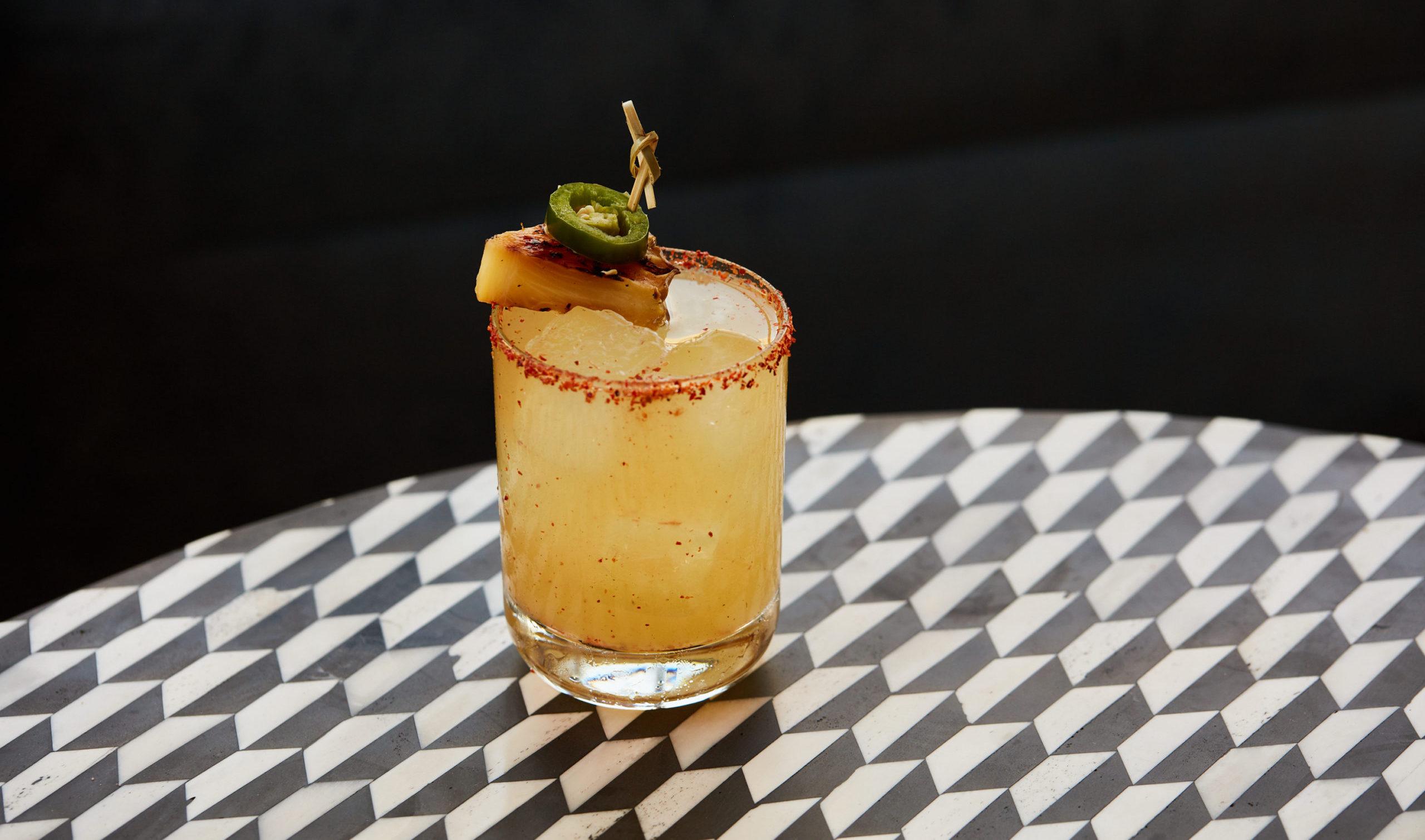 BORRACHO AMIGO cocktail